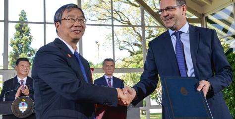 Con ayuda de China, el Central refuerza reservas por u$s 8.700 millones
