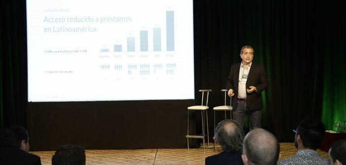 """(Video) Martín de los Santos, VP de Mercado Crédito: """"Contribuimos a democratizar el sistema financiero"""""""