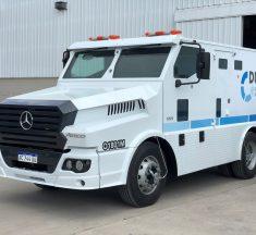 Gire Rapipago lanzó una compañía transportadora de caudales, Ducit