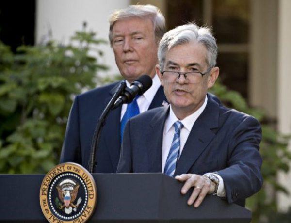Trump contra la Fed por la suba de tasas de interés
